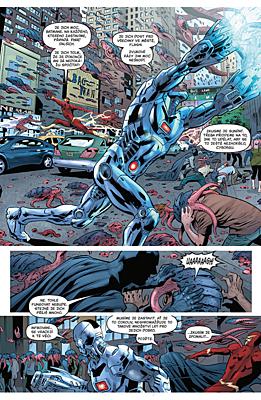 Znovuzrození hrdinů DC - Liga spravedlnosti 1: Vyhlazovací stroje