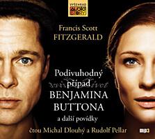 Podivuhodný případ Benjemina Buttona a další povídky (MP3 CD)