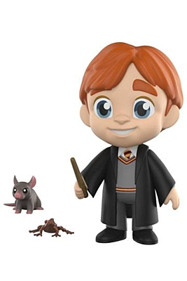 Harry Potter - Ron Weasley 5 Star Vinyl Figure