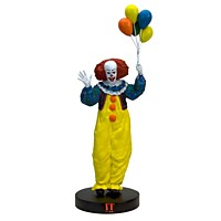It (To) - Pennywise Premium Motion Statue 38 cm