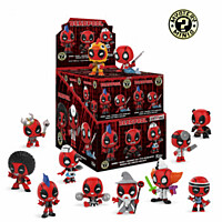 Deadpool - Mystery Mini Figurka Exclusive 6 cm