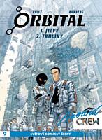 Modrá Crew 09 - Orbital 1, 2