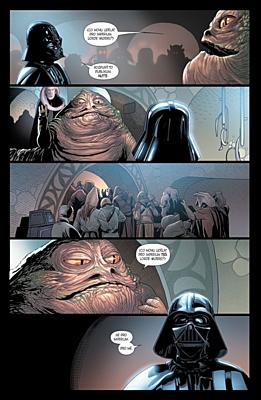 Star Wars: Vader / Stíny a tajemství