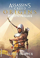 Assassin's Creed: Origins 1 - Pouštní přísaha