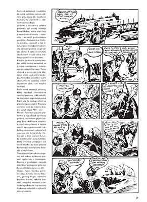 Velká kniha komiksů - Miloš Novák