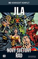 DC Komiksový komplet 054: JLA - Nový světový řád