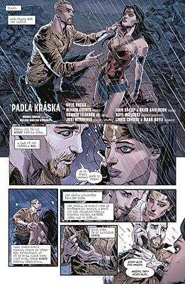 Znovuzrození hrdinů DC - Wonder Woman 3: Pravda