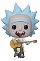 Rick and Morty - Tiny Rick with Guitar POP Vinyl Figure