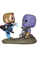 Avengers: Infinity War - Thor vs. Thanos Movie Moments POP Vinyl Figure