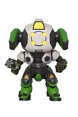Overwatch - Orisa (o R15 Skin) Special Edition POP Vinyl Figure