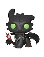 How to Train Your Dragon 3 - Toothless POP Vinyl Figure