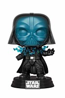Star Wars - Electrocuted Vader POP Vinyl Bobble-Head Figure