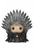 Game of Thrones - Cersei Lannister Sitting on Iron Throne POP Vinyl Figure