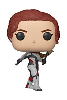Avengers: Endgame - Black Widow POP Vinyl Bobble-Head Figure