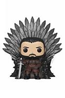 Game of Thrones - Jon Snow Sitting on Iron Throne POP Vinyl Figure