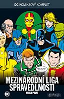 DC Komiksový komplet 061: Mezinárodní liga spravedlnosti, část 1.