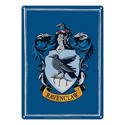 Harry Potter - Plechová cedule Havraspár (Ravenclaw) 21x15 cm