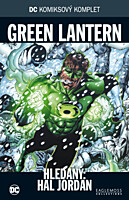 DC Komiksový komplet 063: Green Lantern - Hledaný: Hal Jordan