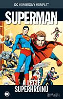 DC Komiksový komplet 064: Superman a legie superhrdinů