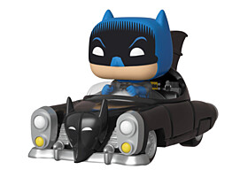 Batman - Batmobile 1950 POP Vinyl Figure