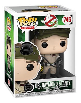 Ghostbusters - Dr. Raymond Stantz POP Vinyl Figure