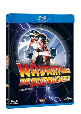 BD - Návrat do budoucnosti (Blu-ray)