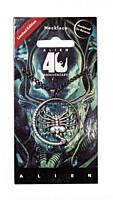Alien - Náhrdelník Facehugger 40th Anniversary