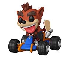 Crash Team Racing - Crash Bandicoot POP Vinyl Figure