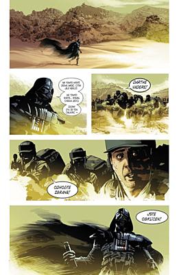 Star Wars: Vader sestřelen / Věznice povstalců