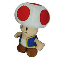 Super Mario - Plyšák Toad 20 cm