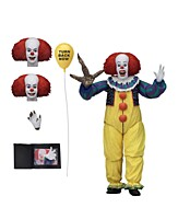 It (To) - Pennywise 1990 ver. 2 Ultimate Action Figure 18 cm (45471)