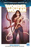 Znovuzrození hrdinů DC - Wonder Woman 5: Srdce Amazonky