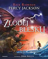 Percy Jackson 1: Zloděj blesku (ilustrované vydání)