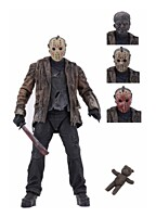 Freddy vs. Jason - Jason Voorhees Ultimate Action Figure 18 cm (39725)