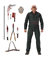 Friday the 13th - Part 5 - Roy Burns Ultimate Action Figure 18 cm (39721)