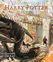 Harry Potter a ohnivý pohár (ilustrované vydání)