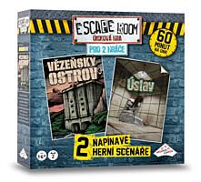 Escape Room - pro 2 hráče