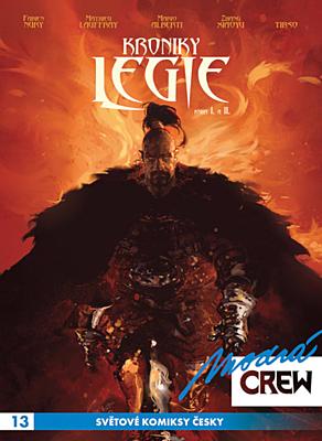 Modrá Crew 13 - Kroniky legie 1, 2