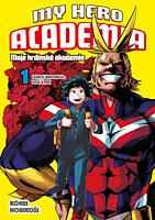 My Hero Academia - Moje hrdinská akademie 1: Izuku Midorija - Počátek