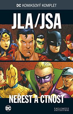DC Komiksový komplet 076: JLA / JSA - Neřest a ctnost