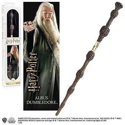Harry Potter - Kouzelnická hůlka Albus Dumbledore PVC 30 cm