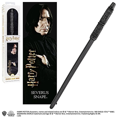 Harry Potter - Kouzelnická hůlka Severus Snape PVC 30 cm