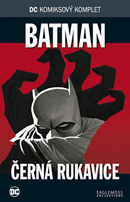 DC Komiksový komplet 077: Batman - Černá rukavice