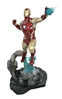 Avengers: Endgame - Iron Man MK85 Marvel Movie Gallery PVC Diorama 28 cm