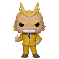My Hero Academia - All Might (Teacher) POP Vinyl Figure