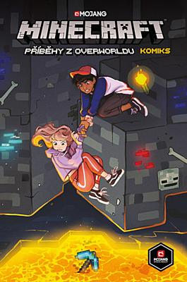Minecraft komiks - Příběhy z Overworldu