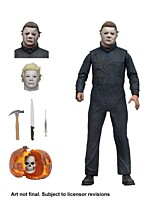 Halloween 2 - Michael Myers Ultimate Action Figure 18 cm (60683)