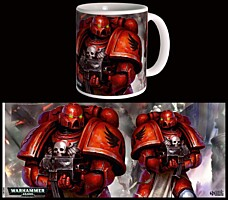 Warhammer 40000 - Hrnek Blood Angels Space Marines