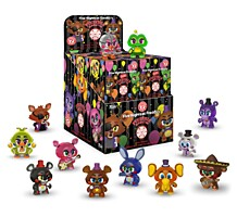 Five Nights at Freddy's - Pizza Simulator Mystery Mini Figurka 6 cm (GITD)
