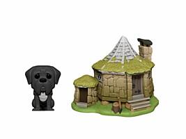 Harry Potter - Hagrid's Hut and Fang POP Vinyl Figure